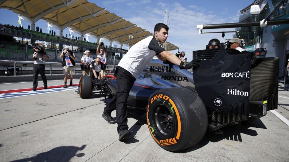 Pirelli sticks with hardest tyre selection for Malaysia