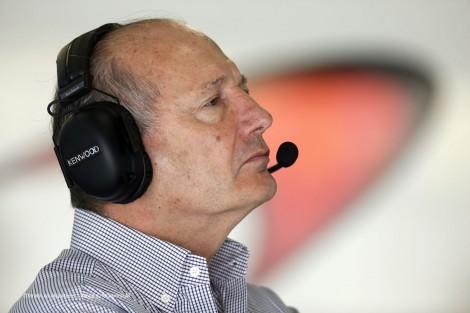 Ron Dennis, McLaren, Shanghai International Circuit, 2015