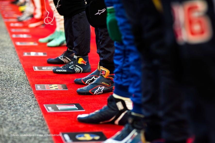 Drivers, Bahrain International Circuit, 2015