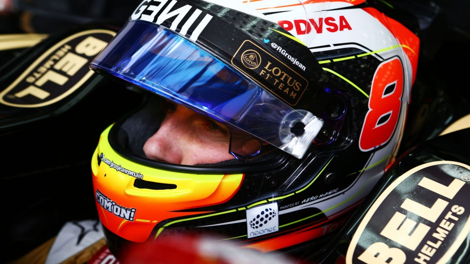 Missing FP1 makes weekend 'much harder' – Grosjean