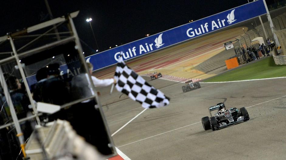 2015 Bahrain Grand Prix team radio transcript