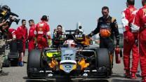 Nico Hulkenberg, Force India, Shanghai International Circuit, 2015