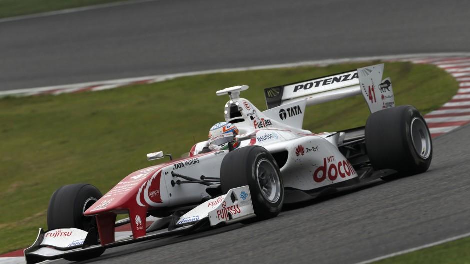 Ex-F1 drivers shine in Super Formula at Suzuka