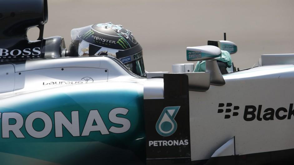 2015 Chinese Grand Prix team radio transcript