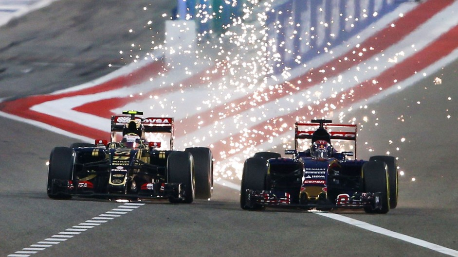 What was the best overtake of 2015? Make your nominations