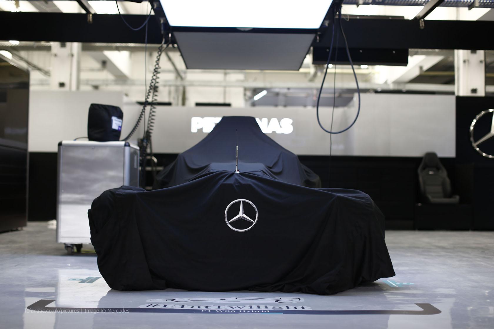 Mercedes, Bahrain, 2015