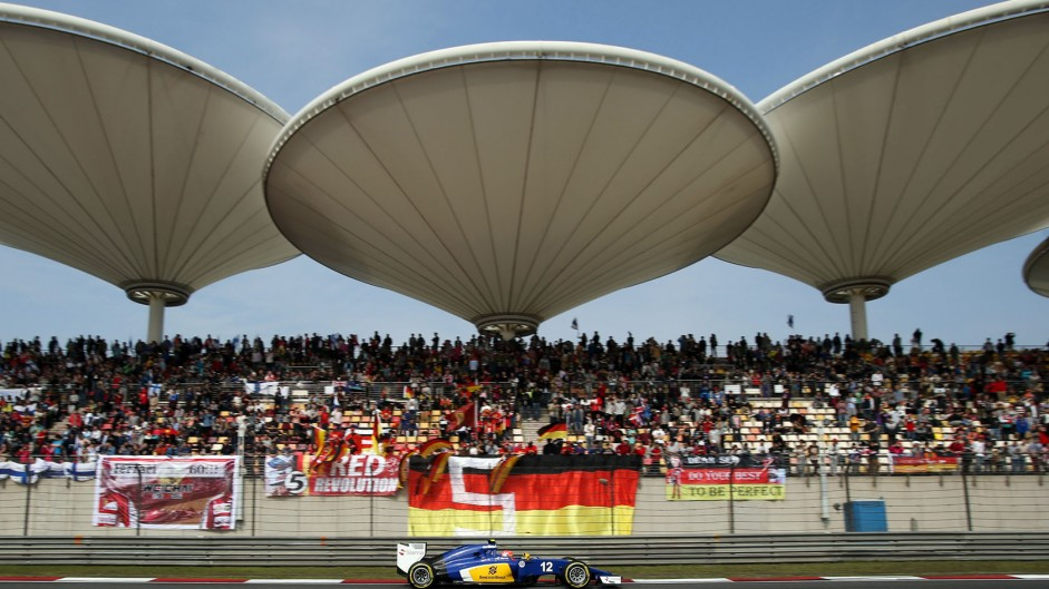 Rate the race: 2015 Chinese Grand Prix