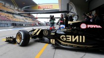 Jolyon Palmer, Lotus, Shanghai International Circuit, 2015