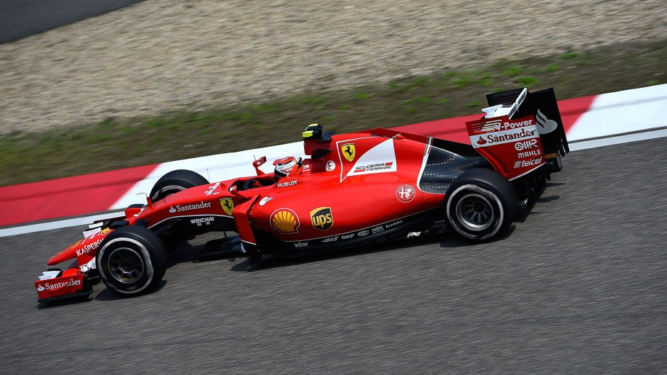 Sponsor watch: 2015 Chinese & Bahrain Grands Prix