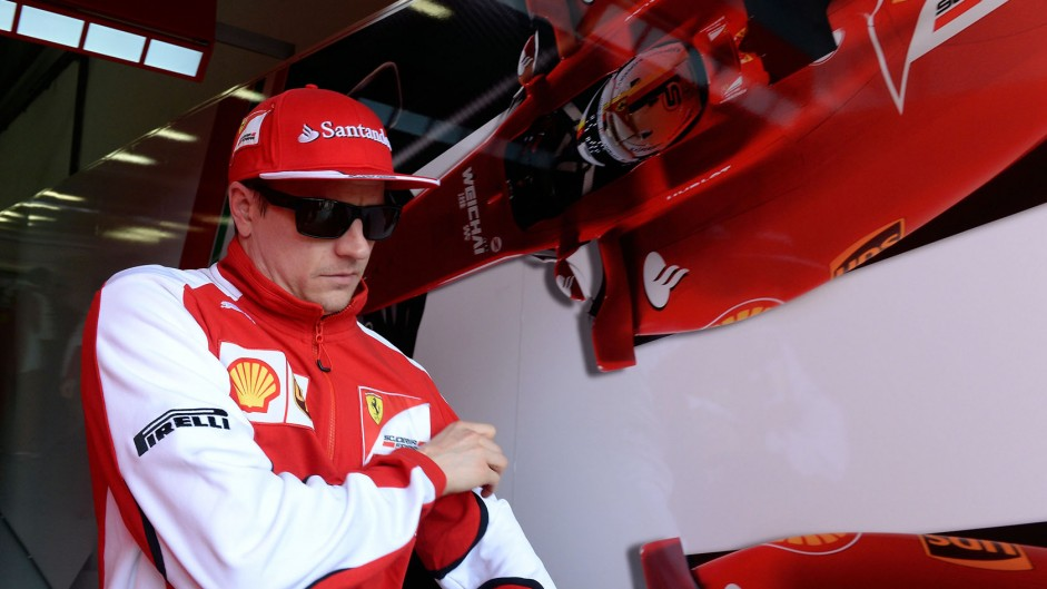 Raikkonen 'will lose Ferrari seat to Bottas next year'