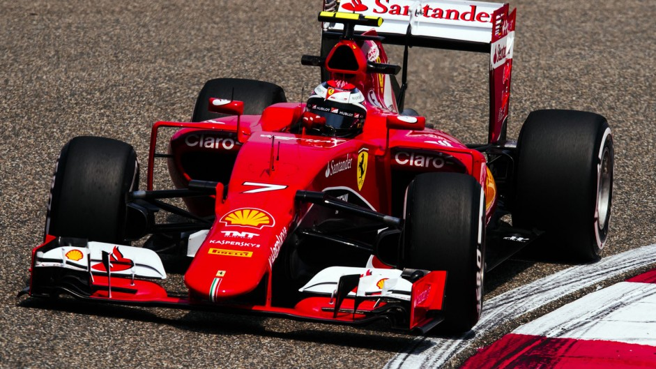 "Raikkonen puzzled by ""bad lap"" in Q3"