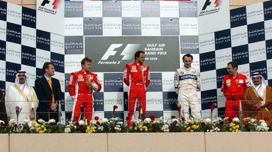 F1 to use 'medals' system in 2009