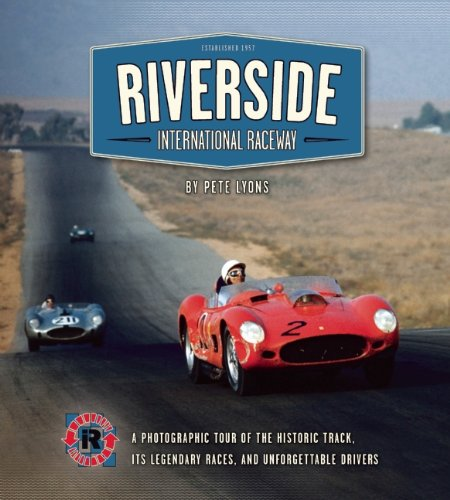 Riverside International Raceway book review