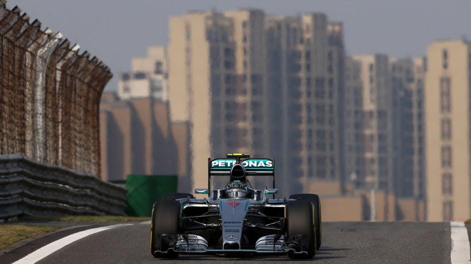2015 Chinese Grand Prix championship points