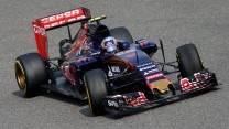 Carlos Sainz Jnr, Toro Rosso, Shanghai International Circuit, 2015
