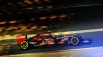 Carlos Sainz Jnr, Toro Rosso, Bahrain International Circuit, 2015