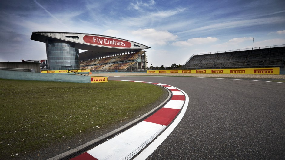 2016 Chinese Grand Prix track preview