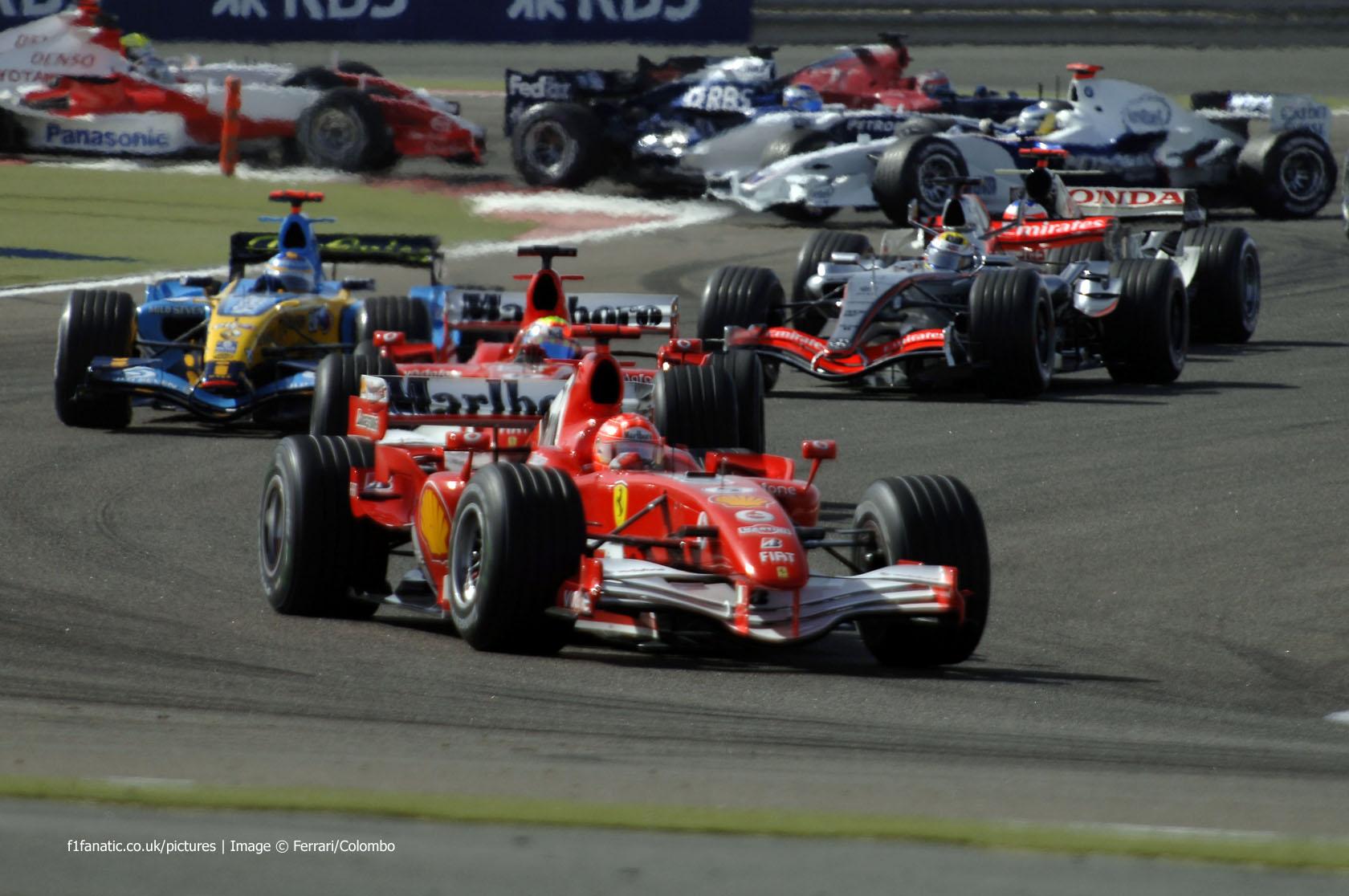 Start, Bahrain, 2006
