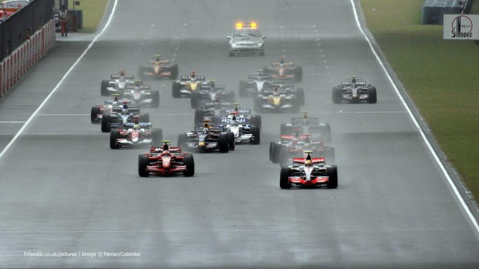 Chinese GP 2007 review: Raikkonen win blows title race open