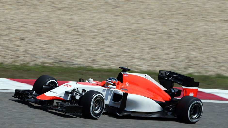 Manor 'proud' after double finish in China