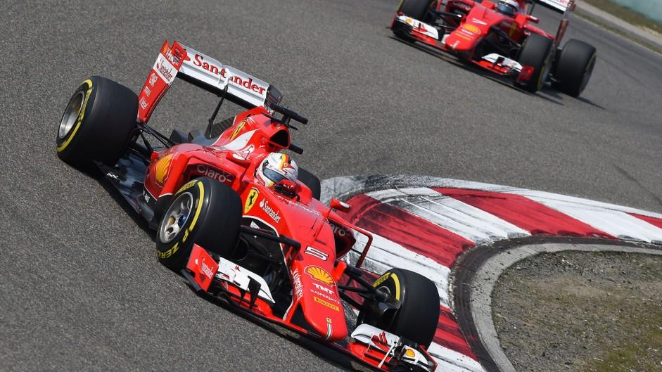 Hamilton's tyre-saving helped Raikkonen catch Vettel