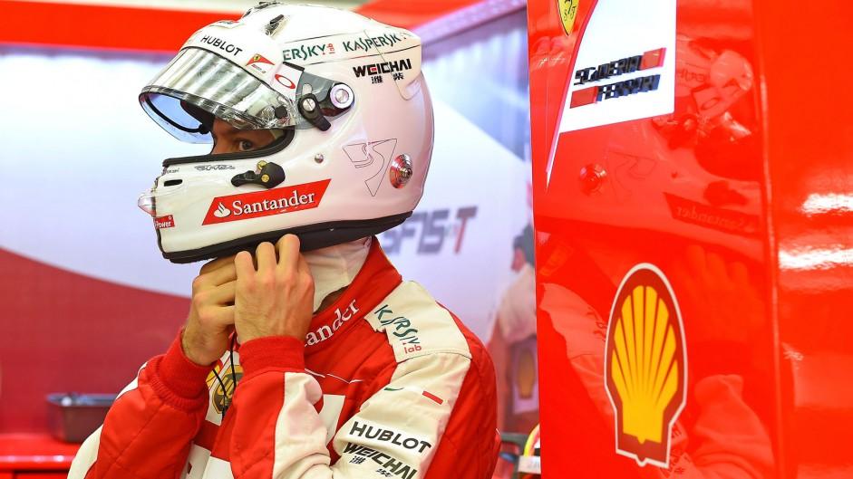 Ferrari capable of beating Mercedes – Vettel