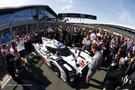 Porsche, World Endurance Championship, Silverstone, 2015