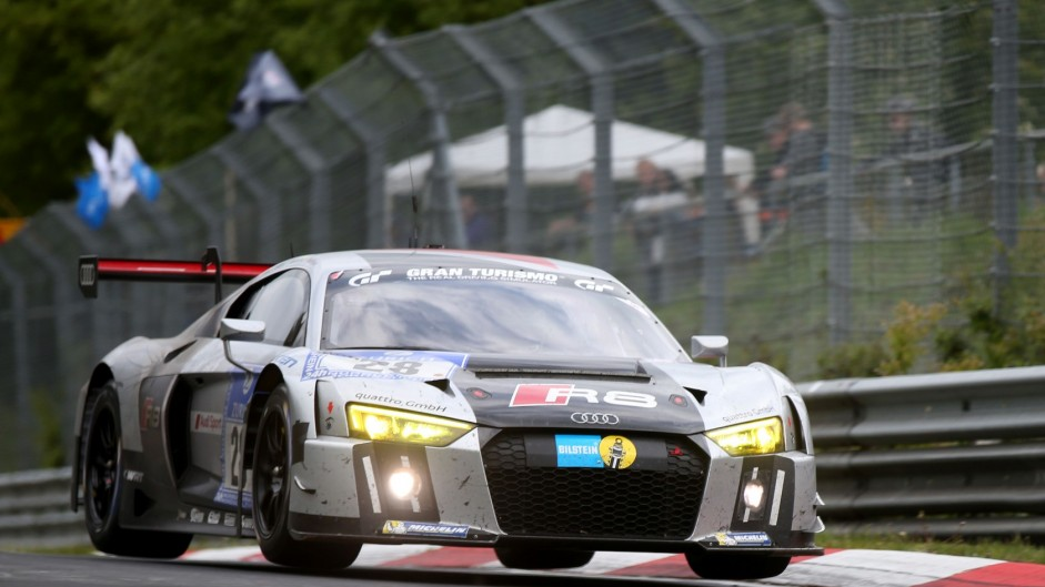 Nordschleife WTCC & GT action as Indy crashes go on
