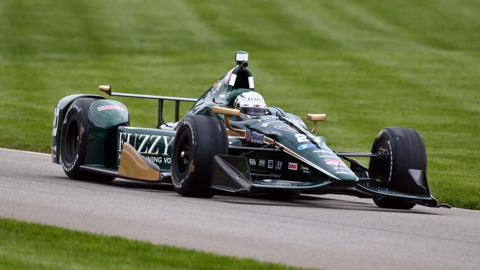 Ed Carpenter, IndyCar, Indianapolis, 2015