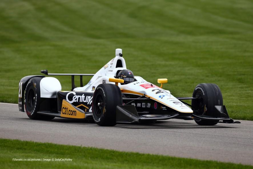 Josef Newgarden, IndyCar Indianapolis, 2015