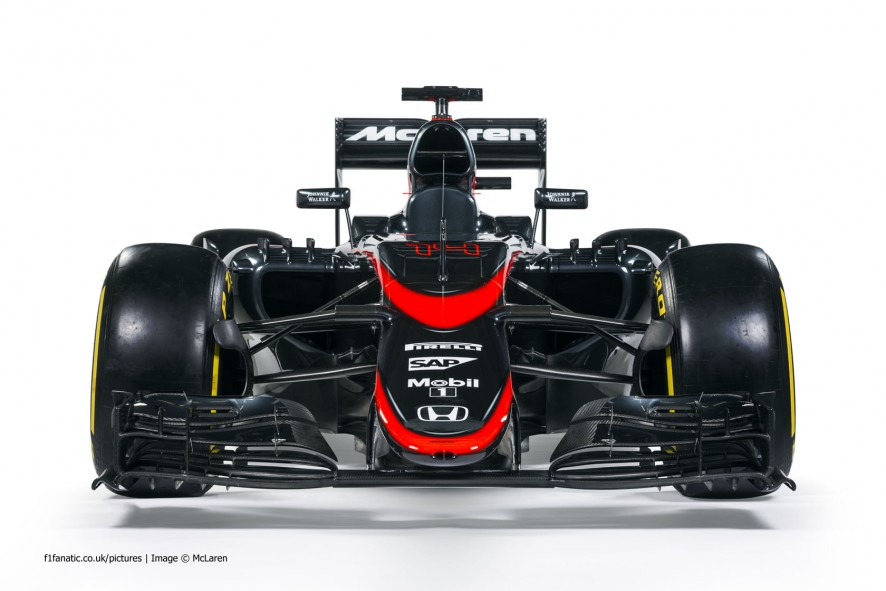 New McLaren livery for Spanish GP revealed - F1 Fanatic