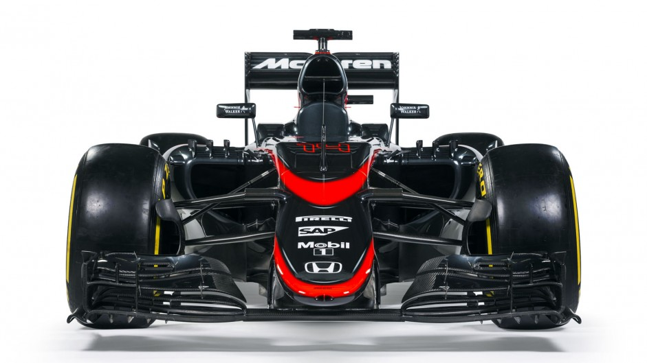 New McLaren livery for Spanish Grand Prix revealed