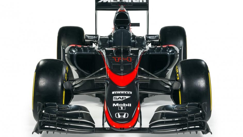 McLaren MP4-30 Spanish Grand Prix livery
