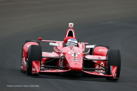 Scott Dixon, Ganassi, Indianapolis 500, 2015