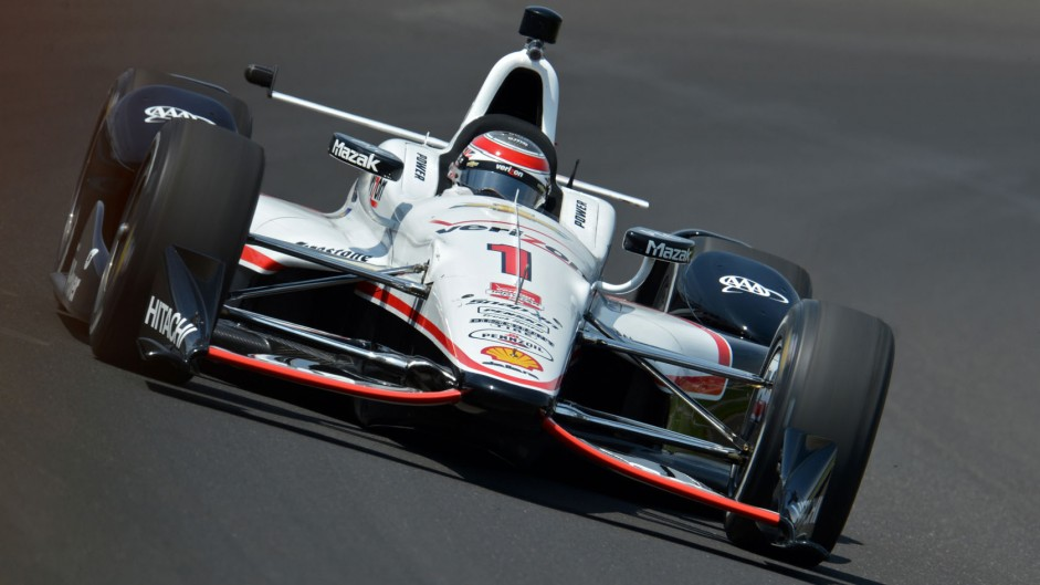 Will Power, IndyCar, Indianapolis, 2015