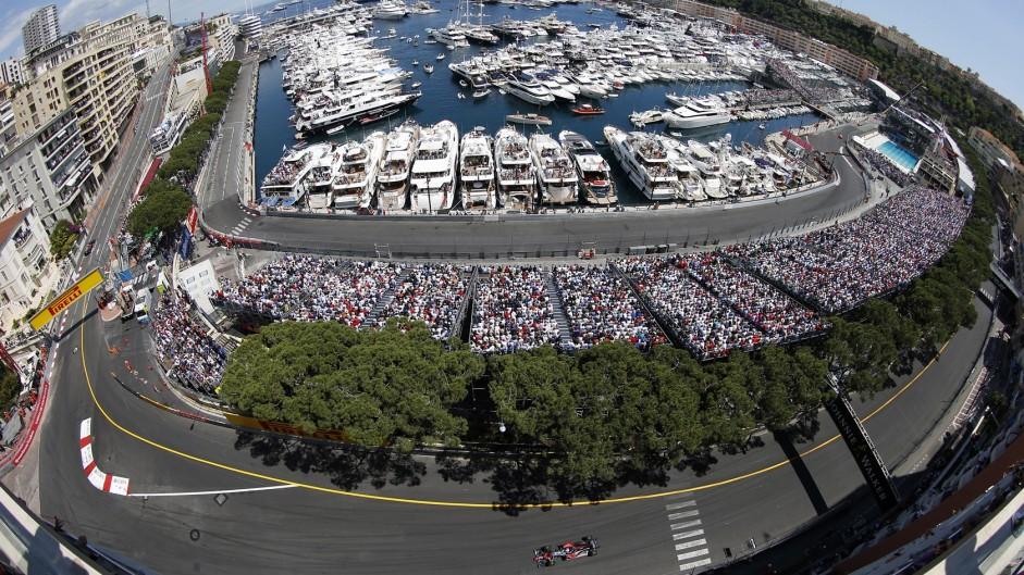 2016 Monaco Grand Prix track preview