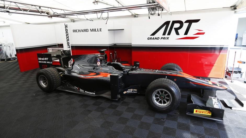 ART, GP2, Circuit de Catalunya, 2015