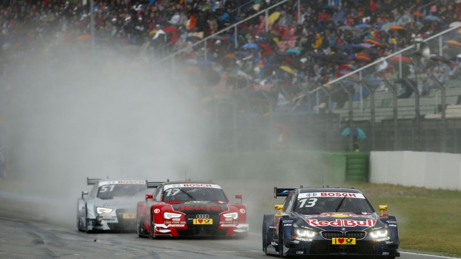 WEC sizzles at Spa and rain delivers DTM thrills