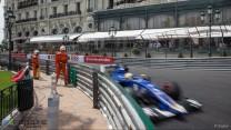 Marcus Ericsson, Sauber, Monte-Carlo, 2015