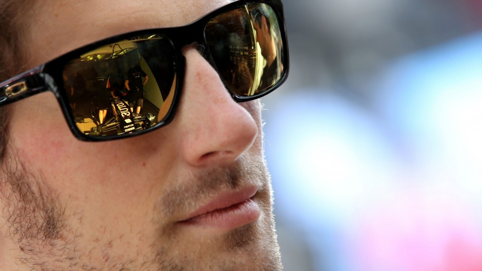 'Of course I didn't brake-test Verstappen' – Grosjean