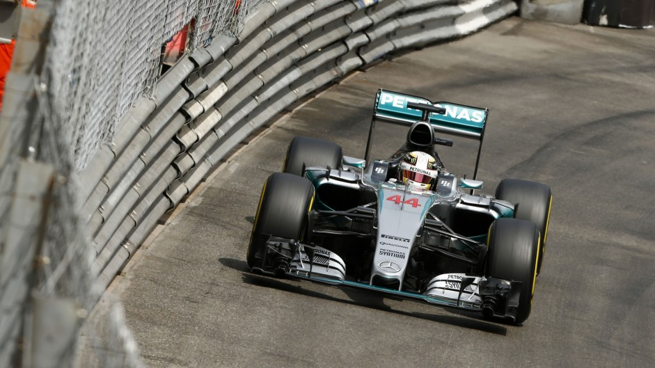 'Moral victor' Hamilton wins Driver of the Weekend