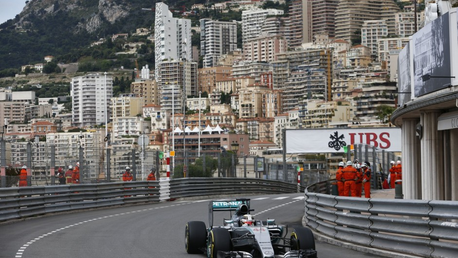 "First Monaco F1 pole ""incredibly special"" – Hamilton"