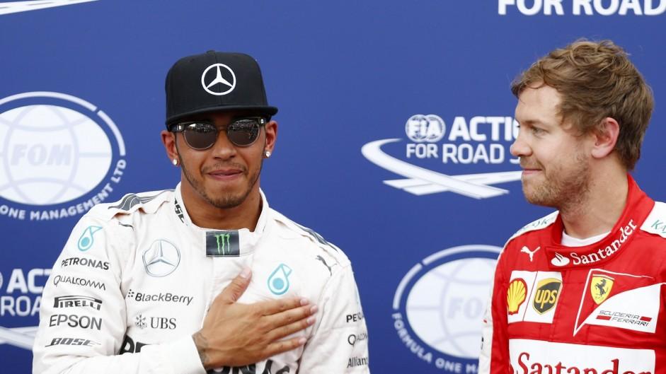 Hamilton and Vettel will never join same team – Horner