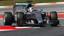 Lewis Hamilton, Mercedes, Circuit de Catalunya, 2015