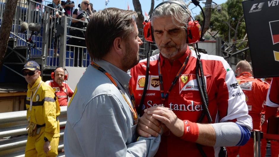 Caption Competition 77: Ferrari and Pirelli