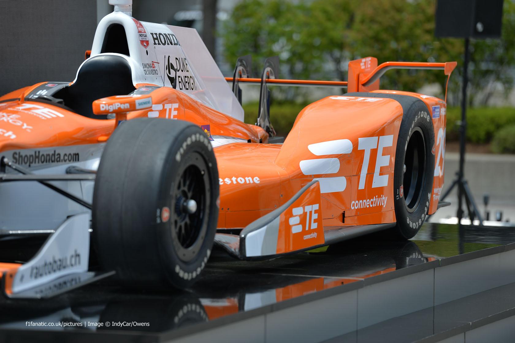 honda indycar speedway aero kit, 2015 · racefans