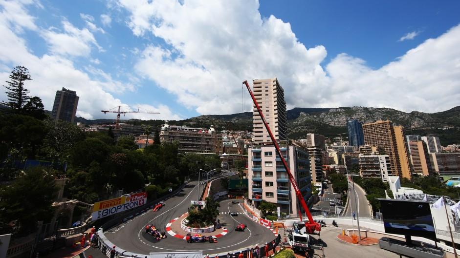2015 Monaco Grand Prix in pictures