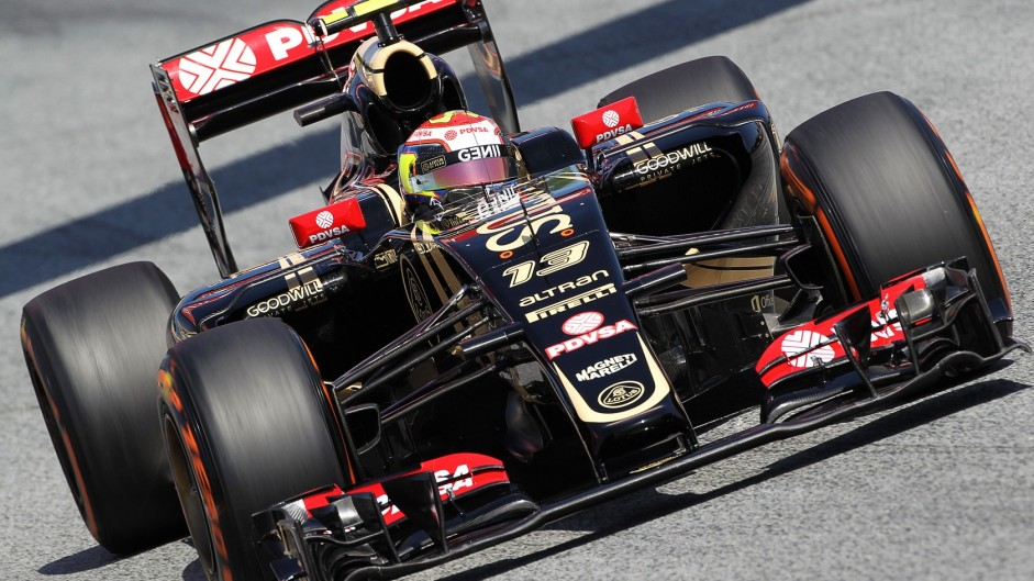 "Car ""very good"" before Grosjean clash – Maldonado"