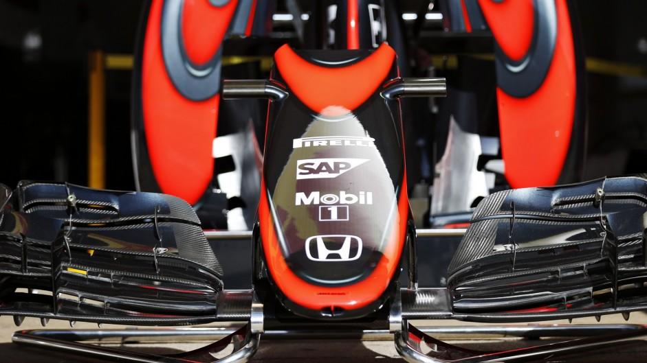 McLaren, Circuit de Catalunya, 2015