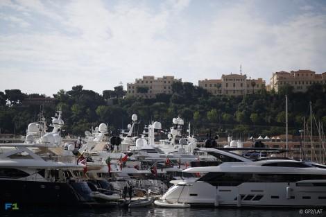 Monte-Carlo circuit, Monaco, 2015